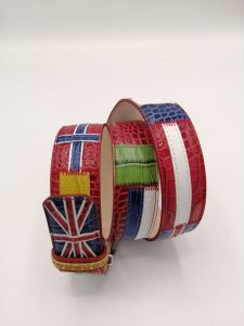 Europe Patchwork belt