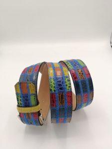 Mini Patchwork belt