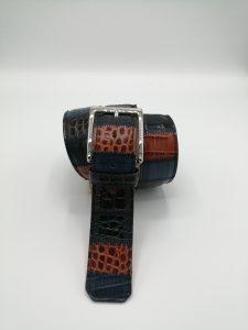 Quadri col.27 Patchwork belt