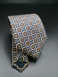 Cravatta stampa fantasia classica col.02