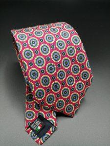 Cravatta stampa fantasia classica col.01