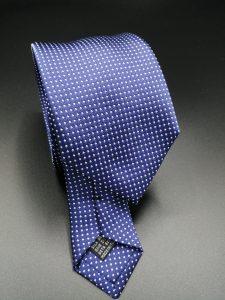 Cravatta mini pois