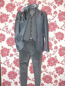 New suit