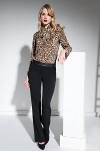 Camicia leopard